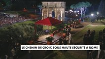 Rome : le Chemin de croix placé sous haute sécurité - Europe