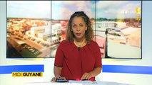 Reportage de ma nièce Alice pour Midi 1ère Guyane - Saint-Laurent, ouverture des barrages