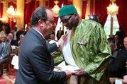 Discours du président à l'occasion de la cérémonie de naturalisation des tirailleurs Sénégalais