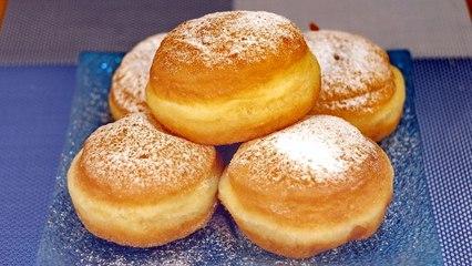 Simple Donuts recipe