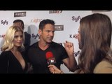 Jeff Timmons on reuniting again with 90's boy bands and 98 Degrees reunion