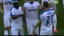Jasmin Kurtic Goal HD - AS Roma 0-1 Atalanta Bergamo - 15.04.2017 HD
