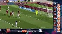 Jasmin Kurtic GOAL | AS Roma 0-1 Atalanta - 15.04.2017 HD