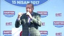 """Erdoğan: """"Bu Iş Kürek Işi Değil Yürek Işi Yürek"""""""