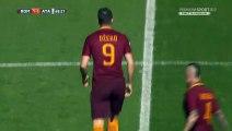 Edin Džeko Goal HD - AS Roma 1-1 Atalanta - 15.04.2017 HD