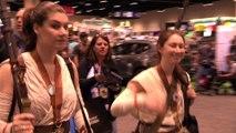 StarWars: Celebration 2017 - The Last Jedi Panel