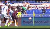 All Goals & Highlights HD - AS Roma 1-1 Atalanta - 15.04.2017