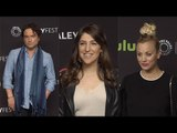 """The Big Bang Theory"" CAST PaleyFest LA 2016 Kaley Cuoco, Mayim Bialik, Johnny Galecki"