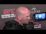 UFC 170 Rousey vs. McMann: Dana White video scrum highlights