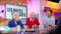 Claude Sarraute et Michel Serres : la vieillesse c'est pas si mal !  - C l'hebdo - 15/04/2017