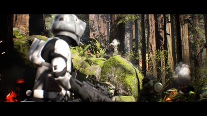 STAR WARS Battlefront II  trailer d'annonce officiel de Star Wars : Battlefront 2