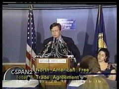 NAFTA and Lobbying How It Hurts America Free Trade