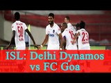Delhi Dynamos vs FC Goa in ISL; WATCH Unseen pictures | Oneindia News