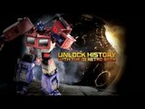 Transformers Fall Of Cybertron : Retro Pack trailer