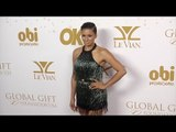 Laura Govan OK! 2016 Pre-Oscar Party Red Carpet Arrivals #BasketballWivesLA