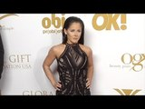 Jenelle Evans OK! 2016 Pre-Oscar Party Red Carpet Arrivals #TeenMom2