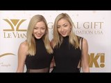 Liz and Julia Nolan OK! 2016 Pre-Oscar Party Red Carpet Arrivals #BigBrother