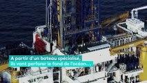 Dix mille mètres sous les mers : des chercheurs japonais en route vers le manteau terrestre
