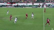 Steevan Dos Santos Scores Amazing Goal From Middle Of The Pitch vs Richmond Kickers!