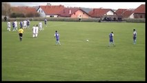 Roberto Carlos Like Free Kick Goal In Macedonia's 3rd League!
