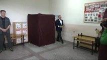 Antalya Dışişleri Bakanı Mevlüt Çavuşoğlu Oyunu Antalya' Nın Alanya Ilçesi'nde Kullandı 2-