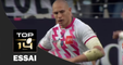 TOP 14 ‐ Essai Sergio PARISSE (SFP) – Paris - Pau – J24 – Saison 2016/2017