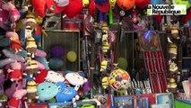 VIDEO. A Blois, une fête foraine entre tradition et sensations fortes
