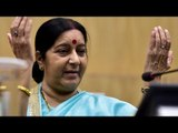 Sushma Swaraj admitted in AIIMS for kidney failure, tweets from hospital | Oneindia News