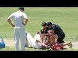 Australian batsman Adam Voges struck on head during Sheffield Shield match | Oneindia News