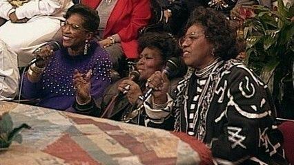 The Barrett Sisters - Jesus Loves Me