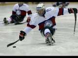 Highlights - Playoffs Norway v Korea - 2013 IPC Ice Sledge Hockey World Championships A-Pool