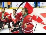 Highlights - Gold-medal game - USA-Canada - 2013 IPC Ice Sledge Hockey World Championships A-Pool