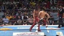 Top 10 Moves Of Hiroshi Tanahashi