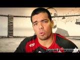 Lyoto Machida is ready for Phil Davis' wrestling at UFC 163
