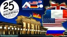 Mauerfall-Jubiläum als Stabilisator für das BRD-Regime