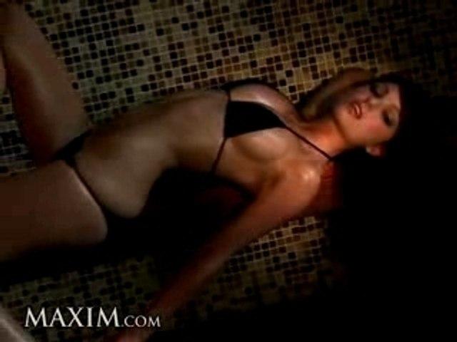 Maxim - Miss UK
