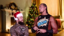 Enzo & Big Cass do some heavy improvising on their musdaat