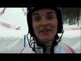 France's Marie Bochet wins slalom at 2013 IPC Alpine Skiing World Cup Finals in Sochi, Russia