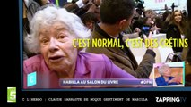 C l'Hebdo : Claude Sarraute fan très taquine de Nabilla