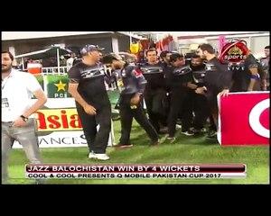 Balochistan beat Punjab by 4 wickets
