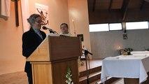 Pâques : onze membres de la même famille ont été baptisés à l'église Saint-Bernard de La Pierre-Heuzé