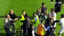 Bastia - OL : Nouvelle rixe à la mi-temps et un stadier frappe un lyonnais