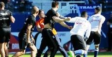 Bastia-OL : Les joueurs lyonnais agressés par certains supporters à Bastia
