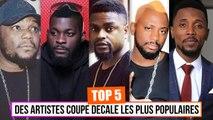 TOP 5 : Des artistes coupé décalé les plus populaires de Côte d'Ivoire