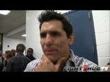 Frank Shamrock says Pacquiao/Marquez 5 should happen, almost became pro boxer
