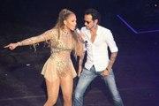 Jennifer Lopez & Marc Anthony - Olvidame Y Pega La Vuelta (Dominican Republic 2017)