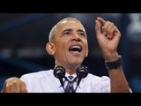 US Presidential elections : Obama ask voters ' Don't choose fear, choose hope'   Oneindia News
