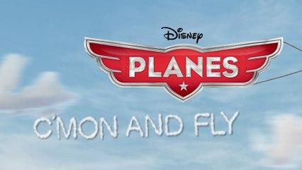 """Jon Stevens - Fly (from """"Planes"""")"""