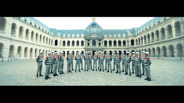 Musique de la Légion Étrangère - Giraud: Sous le ciel de Paris