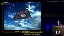 Discos Voadores e Triângulos Voadores - Palestra de Michael Schratt 2 de 2